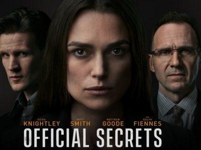 รีวิว Official Secrets
