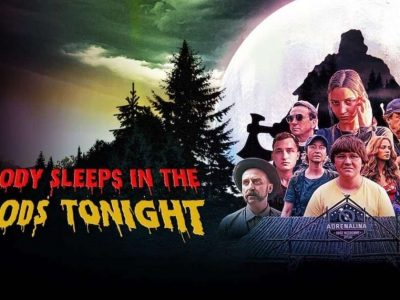 รีวิวหนัง Nobody Sleeps In The Woods Tonight