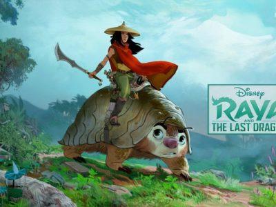 เรื่องย่อ : Raya and the Last Dragon (2021) รายากับมังกรตัวสุดท้าย